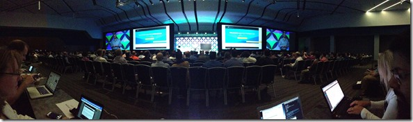 Pass Keynote panorama